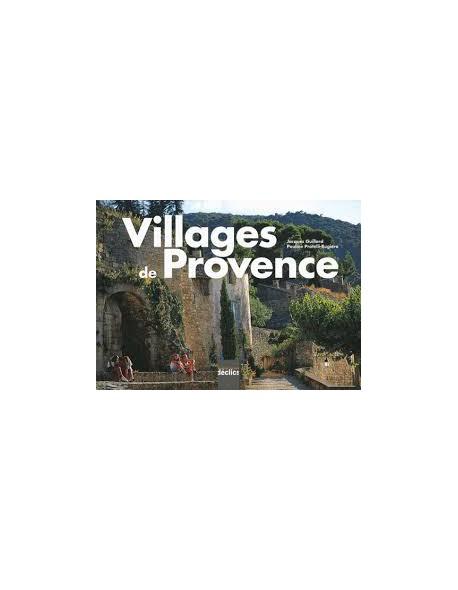 Livre Villages de Provence