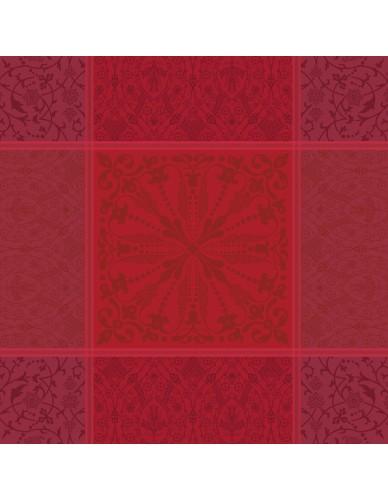 Serviette de table carrée GARNIER-THIEBAUT Cassandre