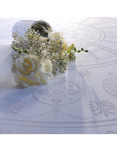 Serviette de table Eloïse diamant