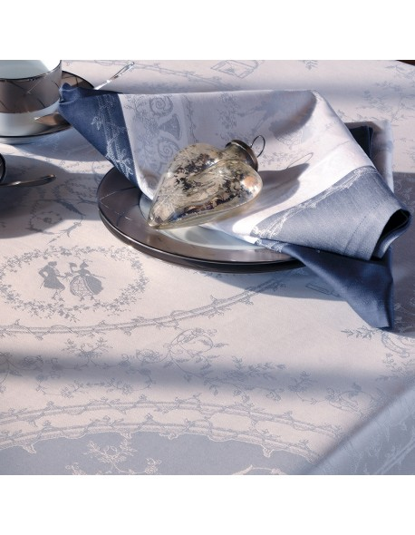 Serviette de table Bagatelle flanelle