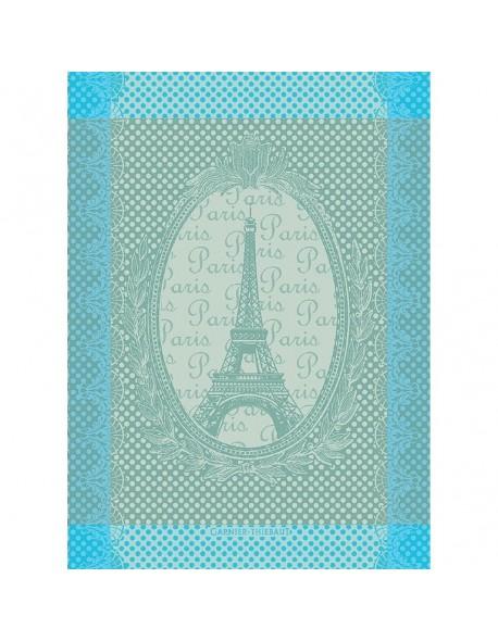 Tochon Eiffel vintage céladon