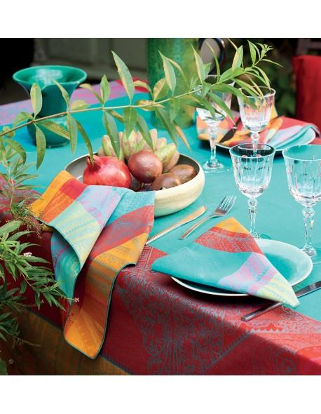 Serviette de table carrée Jodhpur festival